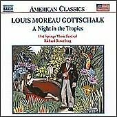 Gottschalk: A Night in the Tropics, , Very Good CD