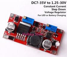 DC 1.25-30V Constant Current Step Down Voltage Regulator LED Driver Power Supply