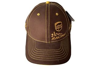 Chase Authentics UPS Racing Cap # 6 David Ragan Baseball Cap Hat one Size