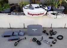 Raymarine E120 Classic Display E02013 + RD424 Radar Navigation Bundle