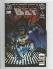 BATMAN SHADOW OF THE BAT 0 VF+  OUTSTANDING WHITE PAGES MODERN AGE DC COMIC 1994