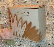 AZZARO 9 ~ Perfumed Bath Dusting Powder ~ 5.3oz/150g HUGE ~ New In Box