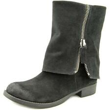 Botas de mujer Nine West color principal negro de ante