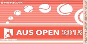 Australian Open 2015 | Women's Gym Towel | Limited stock available | 59x90cm 🎾