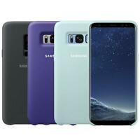 Samsung Galaxy S8 S8+ Plus S9 S9+ S10 Plus Silicone Genuine Case Cover Official