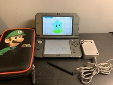Nintendo New 3DS XL Mod W/ 85 Games 3DS Snes Gba Gameboy Sega - Open Nintendo ID
