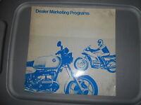 NOS BMW OEM 1991 Calendar