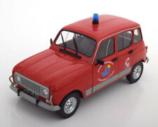 1:18 Solido Renault 4 GTL fire engine red