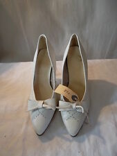 Chaussures vintage femme années 1950/60 taille 3