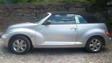 Daimlerchrysler PT Cruiser Cabrio Limitid 2,4