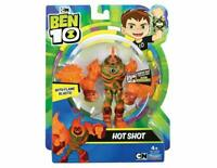BEN 10 Basic Action Figure Hotshot