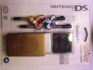 Powera Nintendo Licensed DS pokemon Basics Kit
