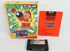 MSX DYNAMITE BOWL MSX 2 Import Japan Video Game 20149 msx