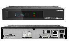 Edision OS mini + DVB-S2 / C / T2 H.265 Hybrid Linux Receiver schwarz