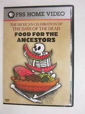 PBS HOME VIDEO - Food For the Ancestors -  (DVD, 2006) FREE SHIPPING