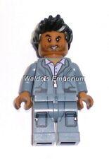 Lego Jurassic World Minifigure SIMON MASRANI from set 75915, New