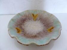 Majolika Keramik Schale Obstschale Konfektschale