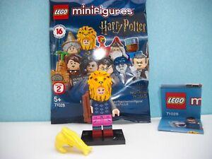 Lego mini figurine série - Harry Potter 2 - personnage n°5