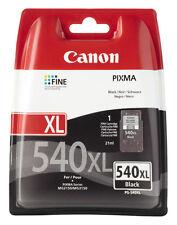 1x ORIGINAL CANON PG-540 XL  DRUCKER PATRONE MX375 MX395 MX435 MX455 MX515 MX525