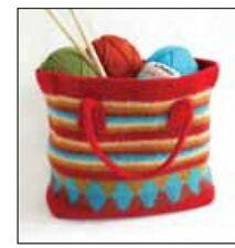 Feltri SHOPPING BAG knitting pattern 99p