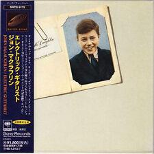 JOHN McLAUGHLIN Electric Guitarist JAPAN Mini LP CD 1997 W/Obi