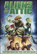 Aliens in the Attic DVD John Schultz(DIR) 2009