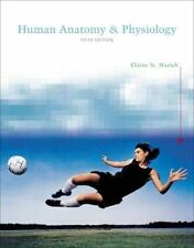 Human Anatomy and Physiology by Elaine N. Marieb (2000, Hardcover / Hardcover)