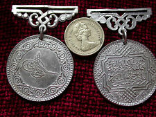 Replica Copy WW1 Ottoman Turkish Lifesaving Medal Tahlisiye Madalyasi 1859-1922