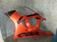 HONDA CBR 600 F FW 1998 LEFT SIDE FAIRING ORANGE (RF)