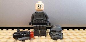 Lego Star Wars minifigura sw603 Shadow Trooper
