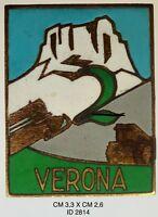 """Alpini 2° Gruppo Artiglieria da Montagna Verona distintivo prod. Labor """"2814"""""""