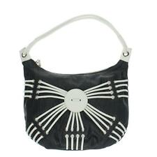 Bodhi Handbags Womens Bahamas Black Hobo Handbag Large NWT!