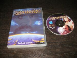 Zardoz DVD Sean Connery Charlotte Rampling Sara Kestelman John Alderton