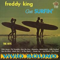 Freddy King - Freddy King Goes Surfin' [New Vinyl LP] Blue, Colored Vinyl
