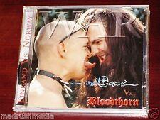 And Oceans vs. Bloodthorn: War Vol. I - Split CD 1998 Season Of Mist SOM 011 NEW
