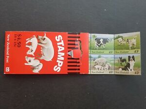 New Zealand Animals Booklet MNH