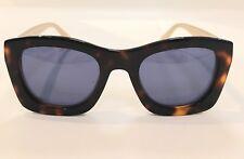 Kendall + Kylie Kailee KK 5056 215 Sunglasses Dark Tortoise Pearl Nude 53mm