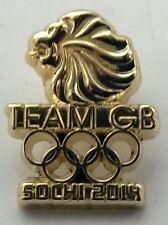 Sotchi 2014 jeux olympiques d'hiver-official team gb sochi 2014 pin badge