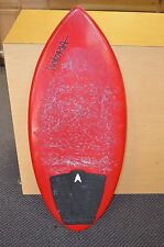 "*Victoria Grommet Medium 48"" x 20"" Red Skimboard Free Shipping"