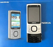 Nokia  6700 slide - Silber (ohne Simlock)