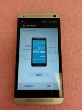 HTC ONE M7 6500LVW -32GB White (Used,Verizon) Smart Android Phone |PH308