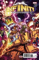 INFINITY COUNTDOWN #1 OF 5 LEGACY MARVEL COVER A 1ST PRINT THANOS