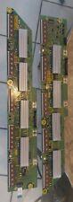 "Upper and lower board TNPA4608 TNPA4609 for 65"" Panasonic TV model TH-65PZ850U"