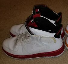 sneakers for cheap 596f1 eeabf ... Nike Air Jordan Force 6 AFJ6 White Red 343096 102 Size 6.5Y ...