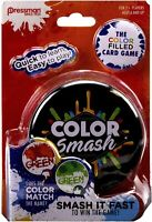 Goliath Games Color Smash Fast and Fun Card Colour Coordination Family Game 3015