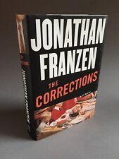 Franzen, Jonathan. ~ THE CORRECTIONS ~ hc/dj 1st Edition FINE NBA Winner