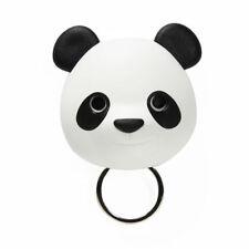 QUALY Schlüsselhalter Panda NEU/OVP Schlüssel Halter mit Augen auf & zu Funktion