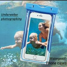 Universal Waterproof Phone Pouch Dust Dirt Proof Floating Phone Case