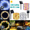 Outdoor Solar Powered 100LED String Light Garden Patio Yard Landscape Party