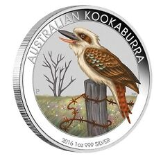 AUSTRALIA 2016 World Money Fair Berlin Coin Show Special $1 Silver Proof 1 oz